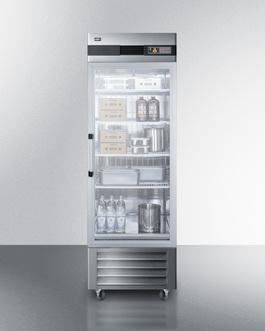 SCR23SSG Refrigerator Full