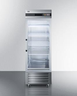 SCR23SSG Refrigerator Front