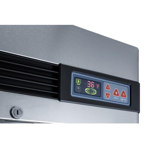 SCR49SSG Refrigerator Detail