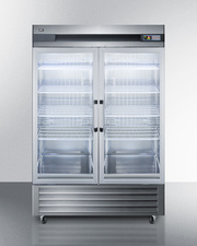 SCR49SSG Refrigerator Front