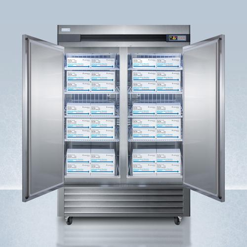 ARS49ML Refrigerator Full