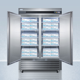 ARS49ML Refrigerator Full