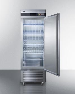 SCRR232 Refrigerator Open