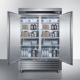 SCRR492 Refrigerator Full