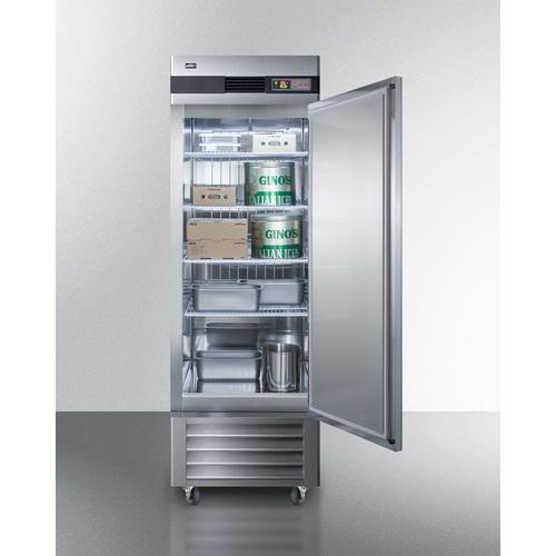 SCFF237 Freezer Full