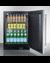 SCR610BLSD Refrigerator Full