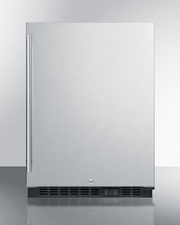 SCR610BLSDCSS Refrigerator Front