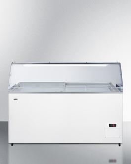 NOVA45PDC Freezer Front