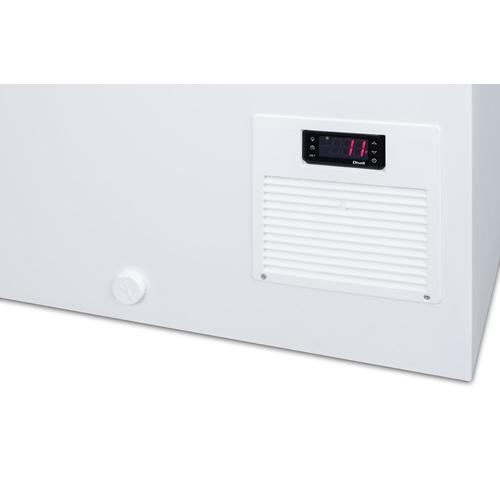 NOVA35PDC Freezer
