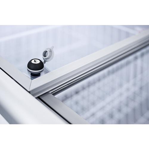 NOVA22PDC Freezer Lock