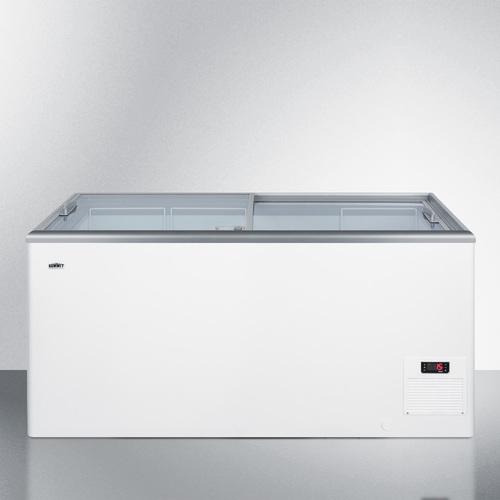 NOVA45 Freezer Front