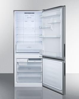 FFBF279SS Refrigerator Freezer Open