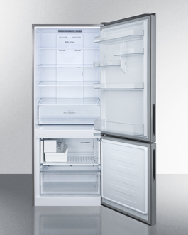 FFBF279SSIM Refrigerator Freezer Open
