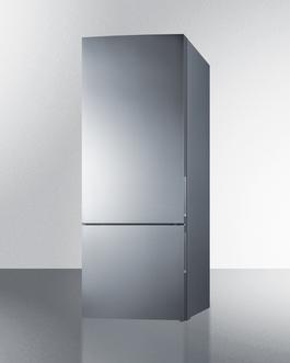 FFBF279SSIM Refrigerator Freezer Angle