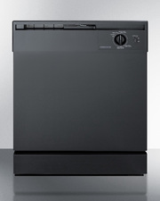 VDF200PBB Dishwasher Front