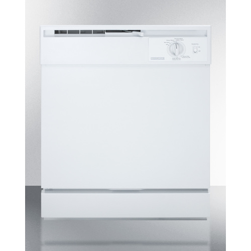 VDF200PMWW Dishwasher Front