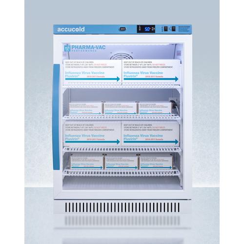 ARG6PV Refrigerator Full