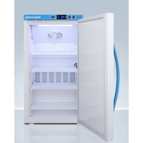 ARS3PV Refrigerator Open