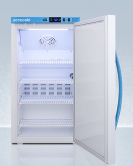 ARS3PV Refrigerator Open