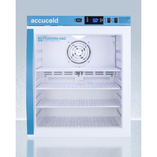 ARG1PV Refrigerator Front