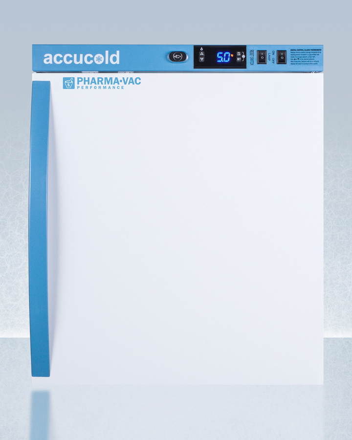 ARS1PV | Accucold Medical Refrigerators by Summit Appliance
