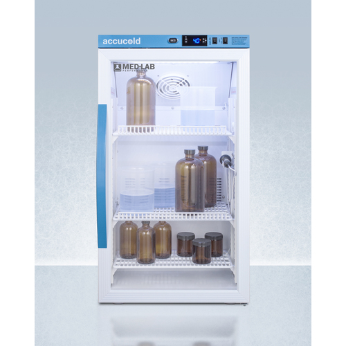 ARG3ML Refrigerator Full
