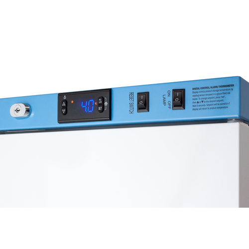 ARS6ML Refrigerator Controls