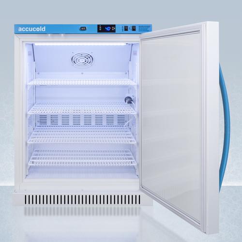 ARS6ML Refrigerator Open