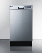 DW18SS4 Dishwasher Front