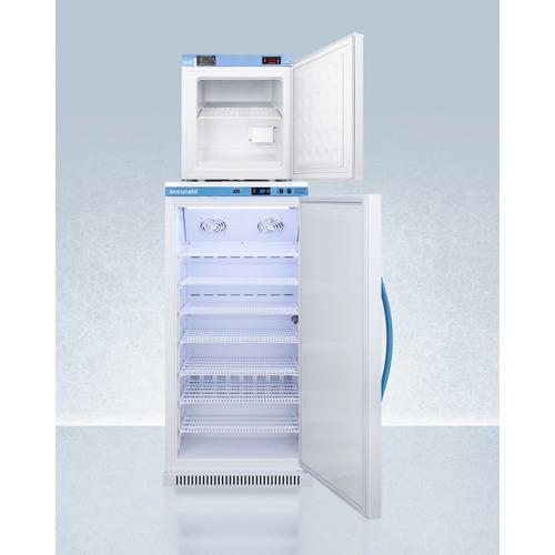 ARS8PV-FS24LSTACKMED2 Refrigerator Freezer Open