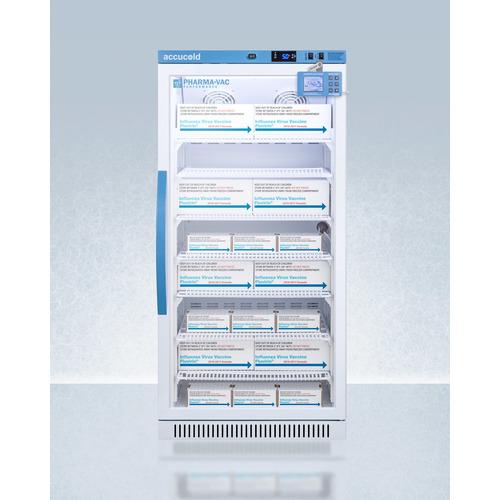 ARG8PVDL2B Refrigerator Full