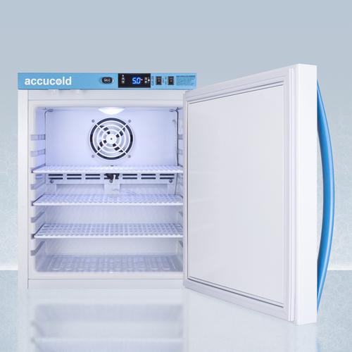 ARS1PVDL2B Refrigerator Open