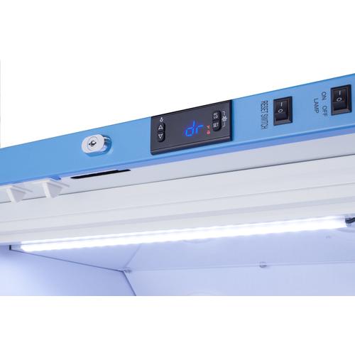 ARG8PV digital controls