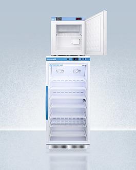 ARG8PV-FS24LSTACKMED2 Refrigerator Freezer Open
