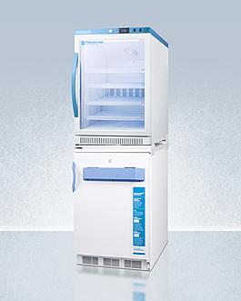 ARG6PV-VT65MLSTACKMED2 Refrigerator Freezer Angle