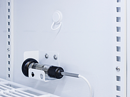 probe holder in refrigerator
