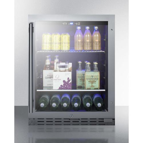 ALBV2466 Refrigerator Full