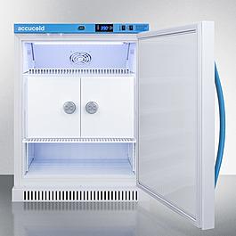 MLRS6MCLK Refrigerator Open