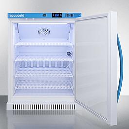 MLRS6MC Refrigerator Open