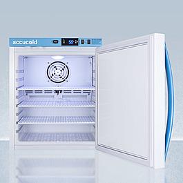 ARS1MLMC Refrigerator Open