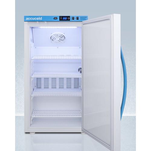 ARS3MLMC Refrigerator Open