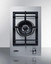 GCJ1SS Gas Cooktop Front