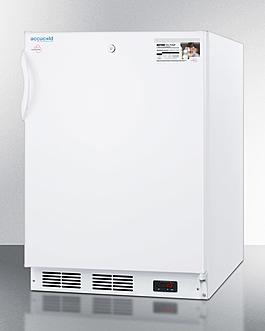 VT65MLBIMCADA Freezer Angle