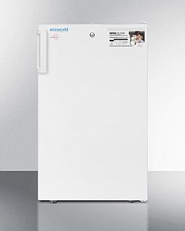 FS407LMC Freezer Front
