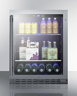 ALBV2466CSS Refrigerator Full