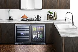 ALBV2466CSS Refrigerator Set