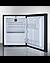 MB12B Refrigerator Open
