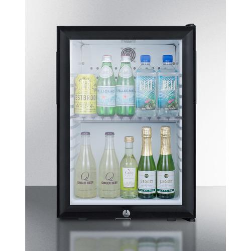 MB27G Refrigerator Full