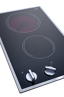 CR2B12ST Electric Cooktop Detail