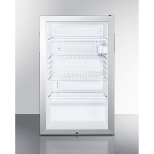 SCR450L Refrigerator Front